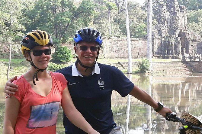 Off Road Bike, Sunrise Angkor 3Days 2NightS Siem Reap