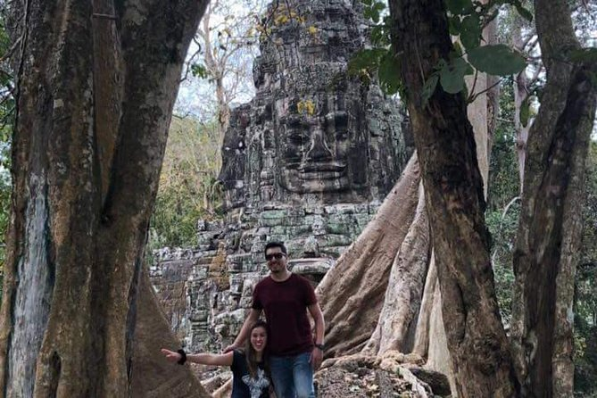 Great Wall Cycling Tour of Angkor Temple