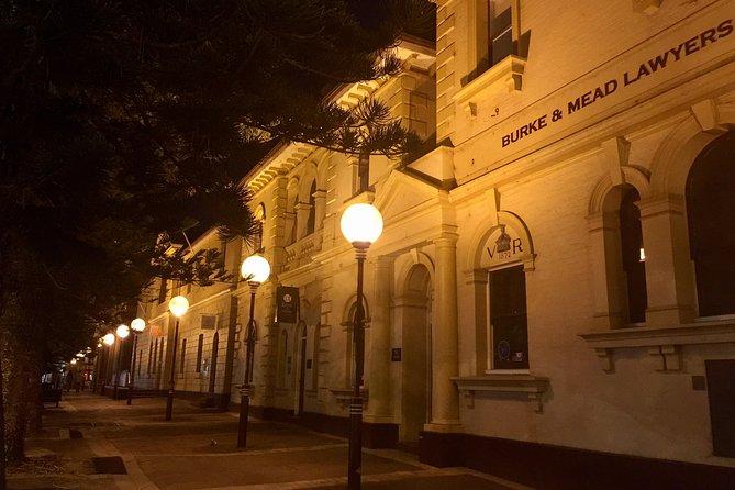 Newcastle Dark Stories True Crime Tour
