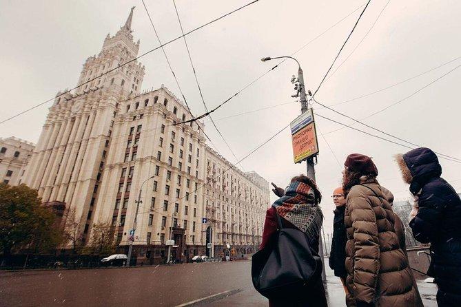 Moscow Metro Underground Small-Group Tour