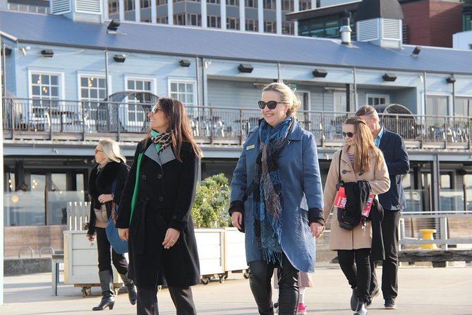 Strolling the Wellington waterfront