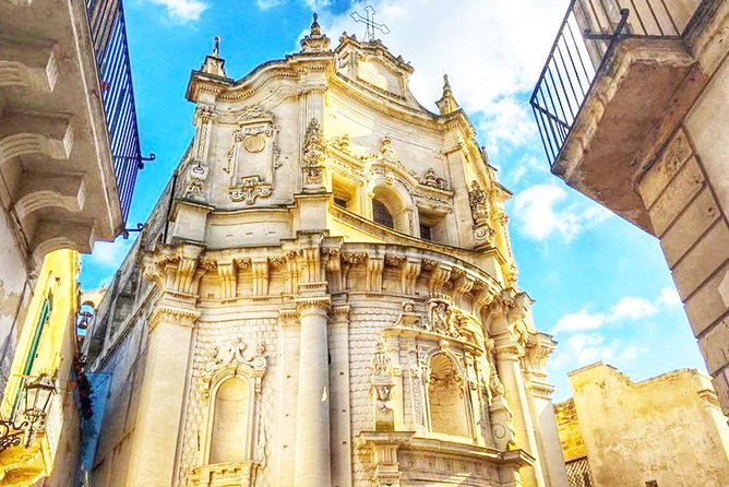 Lecce Private Walking Tour with local expert guide