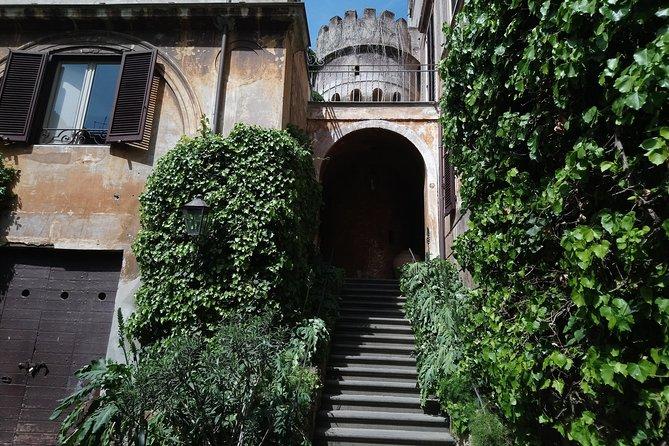 The Borgia Family walking tour in Rome