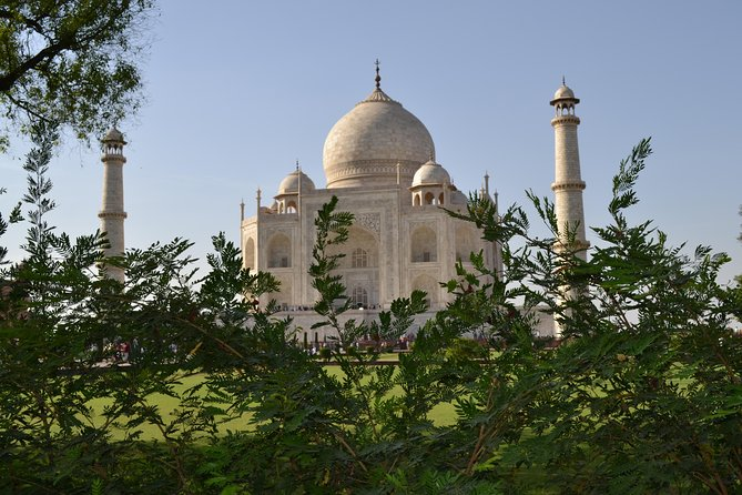 Day Trip - Private Tour from Delhi to Agra with Taj Mahal, Agra Fort & Itmad-ud-Daulah
