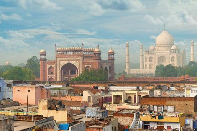 Day Trip - Private Tour from Delhi to Agra with Taj Mahal and Agra Fort