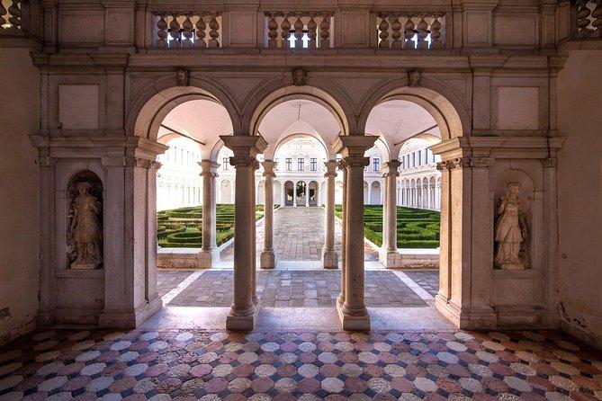 Reserved Entrance: San Giorgio Maggiore Island visit with Video Guide