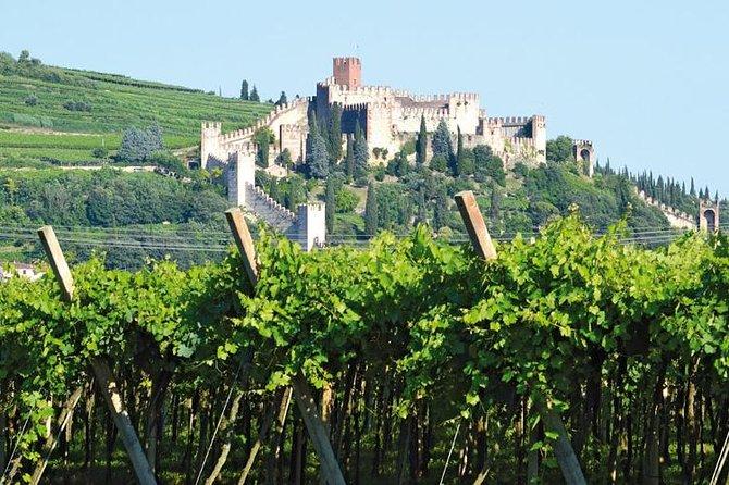 Soave Borgo wine tour with Aperitivo