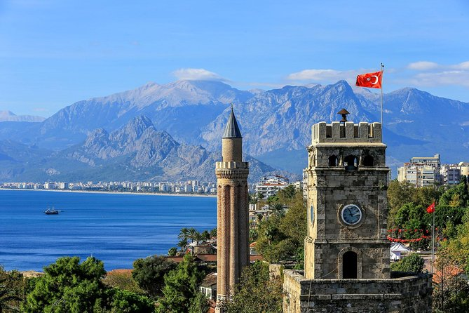 CITY TOUR OF ANTALYA by u can travel