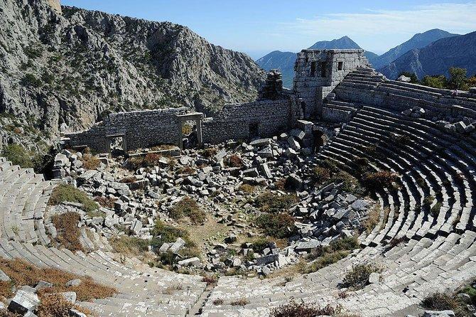 Termessos Daily Tour ANTALYA ...