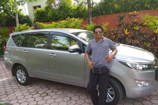 Private drop off: Ubud to Ngurah Rai Bali Airport