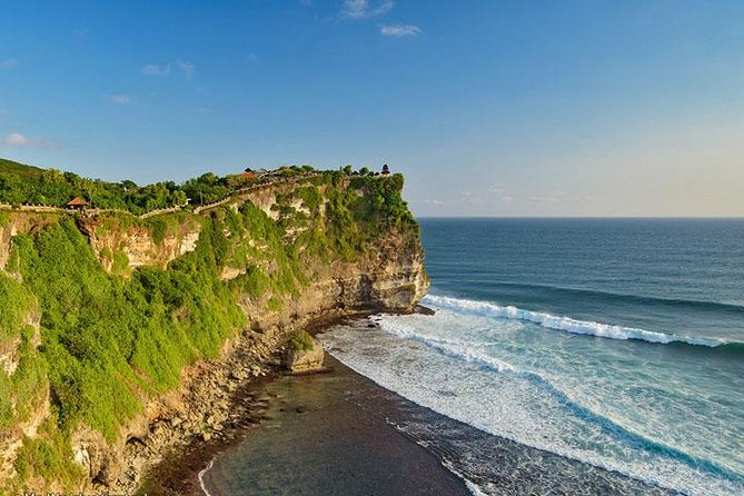 Private Uluwatu Temple Full-day Tour & Visit Padang-Padang Beach and Single Fin