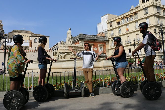 1-hour Panoramic Seville on Segway