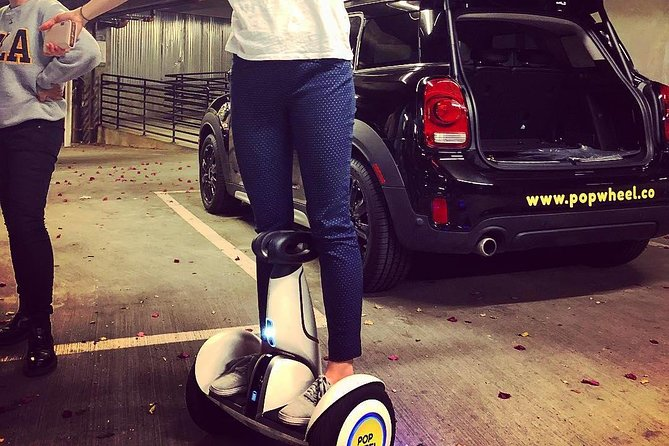Rent A Mini Segway & Explore San Francisco