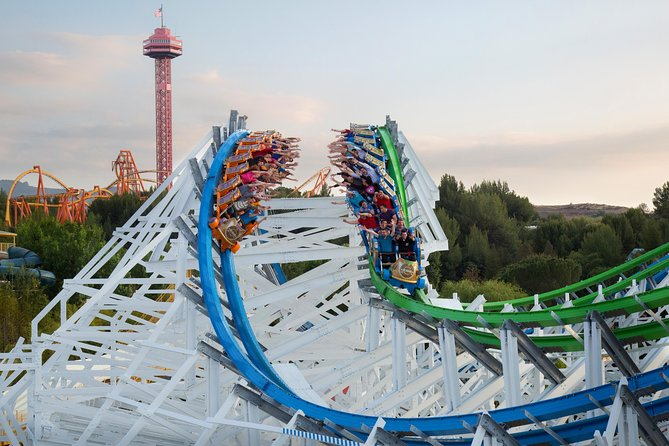 Six Flags Magic Mountain Admission Ticket