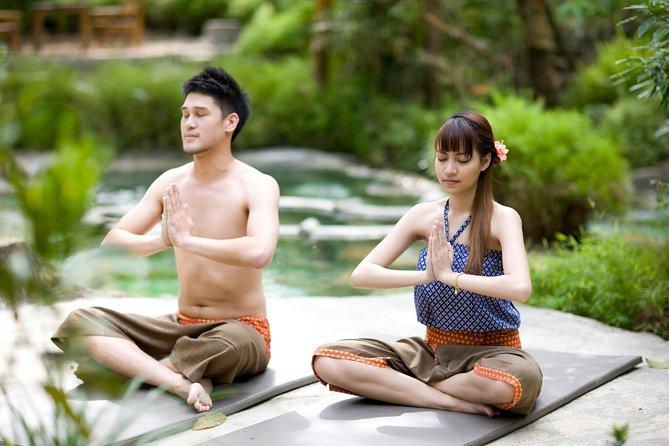 Medio día Kinnaree Rueng Ra Tratamiento de spa en Krabi
