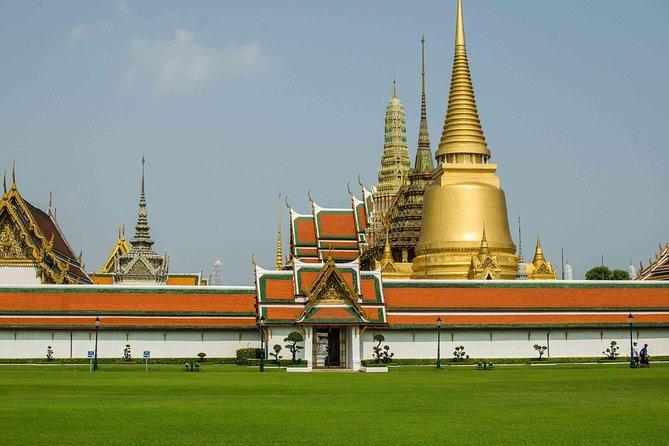 Shore Excursion: Full-Day Bangkok City, Temples en Grand Palace van Laem Chabang