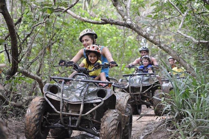 2 hours ATV Tour on Phuket