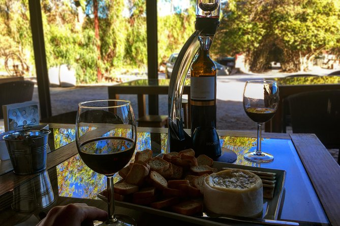 Renowned wines and local cheese