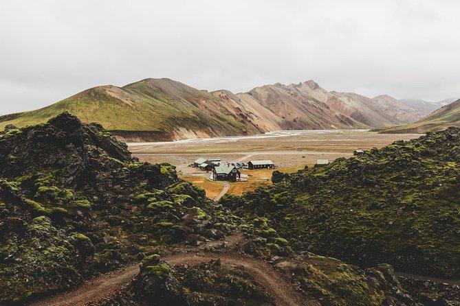Landmannalaugar Geothermal area - Super Jeep Day Tour