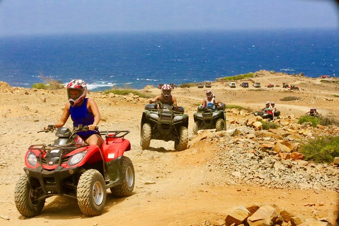 Aruba ATV Tour Adventure