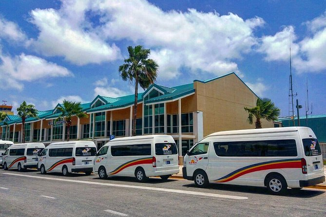 Private Van Airport Transfer