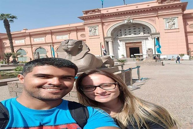 Private Day Trip to Old Cairo and Egyptian Museum from Cairo