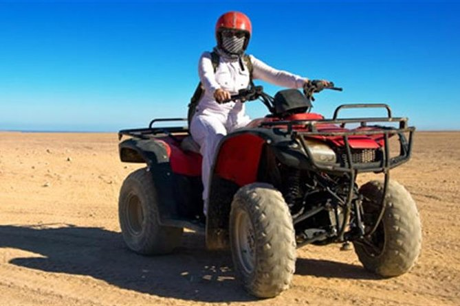 private Quad Bike Tour around Giza Pyramids