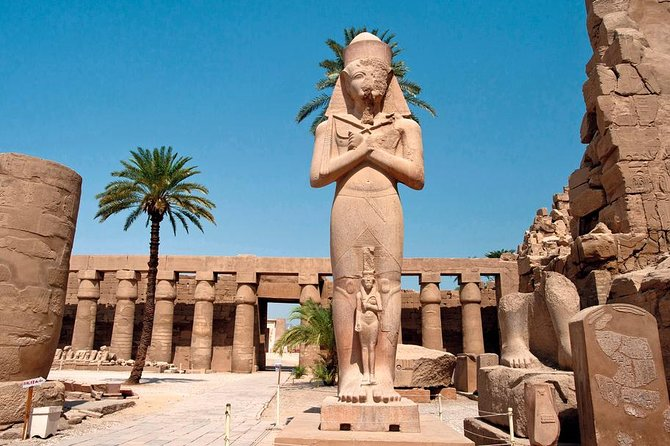 Private day tour to Luxor from Hurghada
