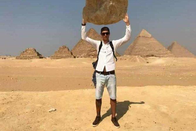 Explore Egypt day tour to Giza Pyramids, Sphinx, Memphis ,Saqqara