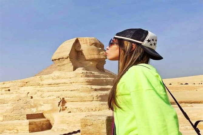 Private Day Tour from Cairo: Memphis, Saqqara, Giza Pyramids, and Sphinx