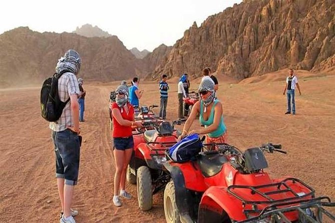 Discover the Desert Sharm el Sheikh