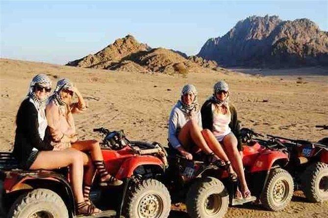 Quad Biking in Desert Sharm el Sheikh