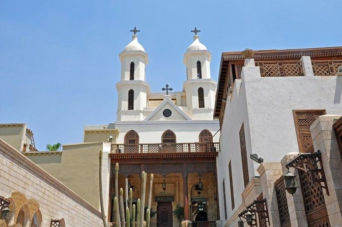 Private Tour Coptic Cairo, The Hanging Church, Abu Serga, Ben Ezra