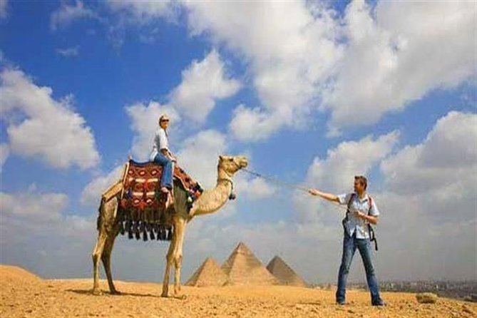 Cairo 2-Day Guided Tour and Camel Ride