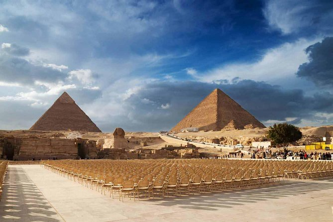 Giza Tour and transfer free from Cairo airport to hotel