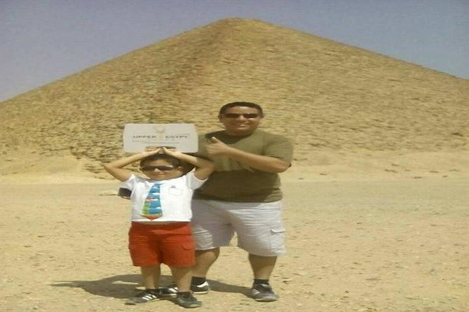 Day Tour to the Pyramids of Giza, Saqqara, Memphis and Dahshur from Cairo