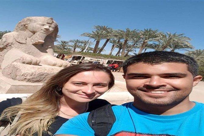 Private Tour Memphis and Saqqara