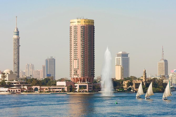 Best Day Tour Giza Pyramids and River Nile tour