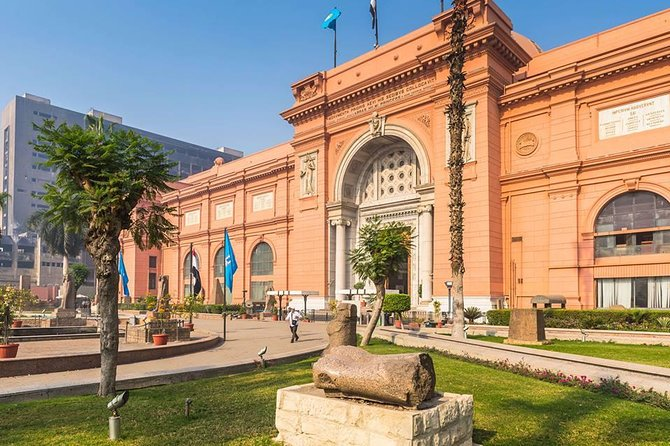 Private Day Tour Egyptian Museum include Entrance fees