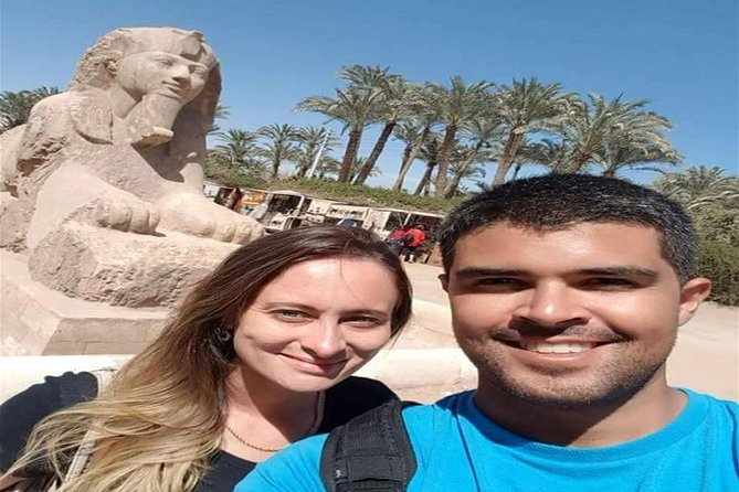 Private Day Tour to Dahshur and Memphis