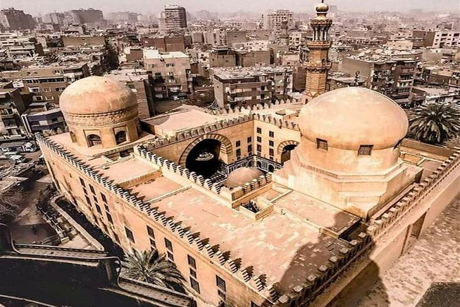 Coptic Cairo- Islamic Cairo - Khan El Khaliliy Bazar and The Egyptian Museum