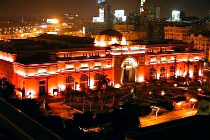 Egyptian Museum of Antiquities Evening Tour