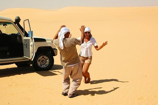 Discover the life of the desert 3 Days 2 Nights Desert Bahariya oasis