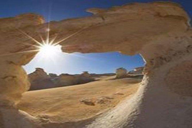 Enjoy the life of the desert 3 Days 2 Nights Desert Baharya oasis from Cairo