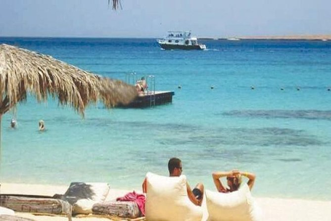 private day tour at The Beach in Red Sea El Sokhna