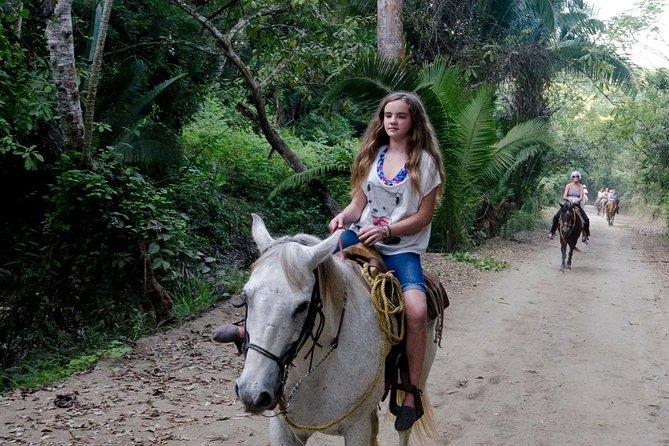 Small-Group Reggae Horseback Riding in Negril