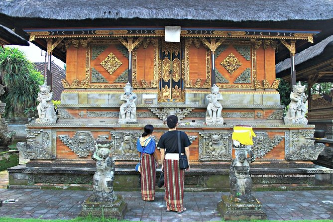 Balinese Art All Inclusive: Ubud Art Village, Balinese compound & Temple