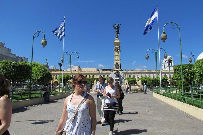 Layover San Salvador City Tour EXPRESS