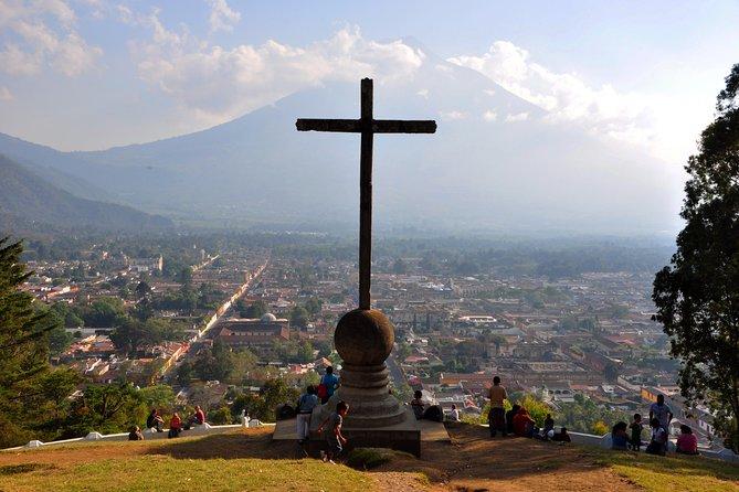 Antigua Guatemala day tour