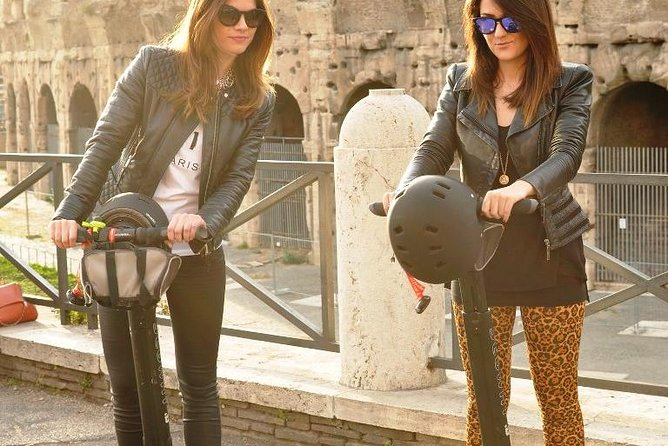 Explore the top sights of Rome on this fun, full-day Segway tour